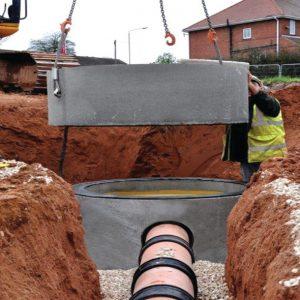 NRG Surveys drainage software