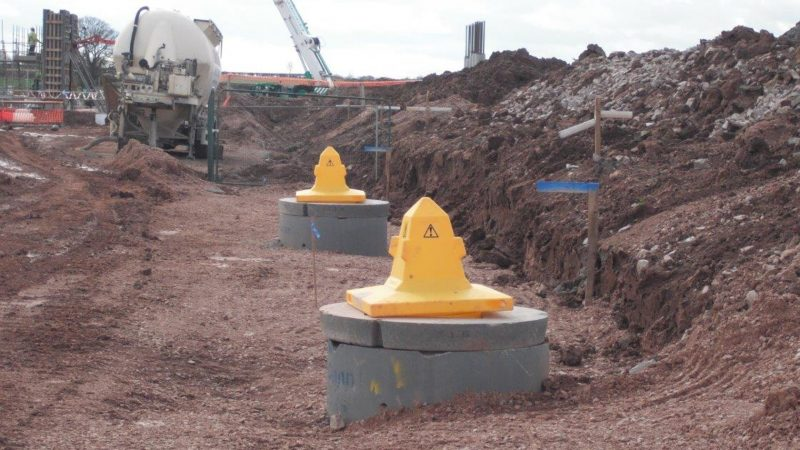 nrg survey software drainage module