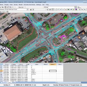 nrg surveys dtn map digetal terrain modelling software