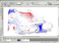 nrg survey software dtm map Digital Terrain Modelling