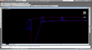 DWG Export from Autocad to NRG Survey software