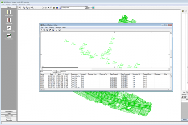 nrg survey software base module screenshot 3
