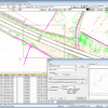 NRG Survey System DTM Map Module - Plotting a selected area.