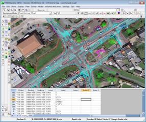 nrg digital terrain mapping module