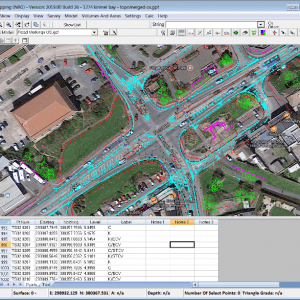nrg surveys dtn map digetal terrain modelling software