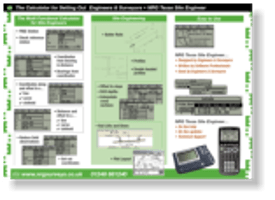 texas ti89 site engineer brochure