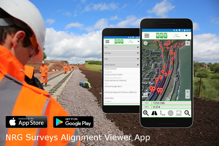 Alignment Viewer – NRG Surveys