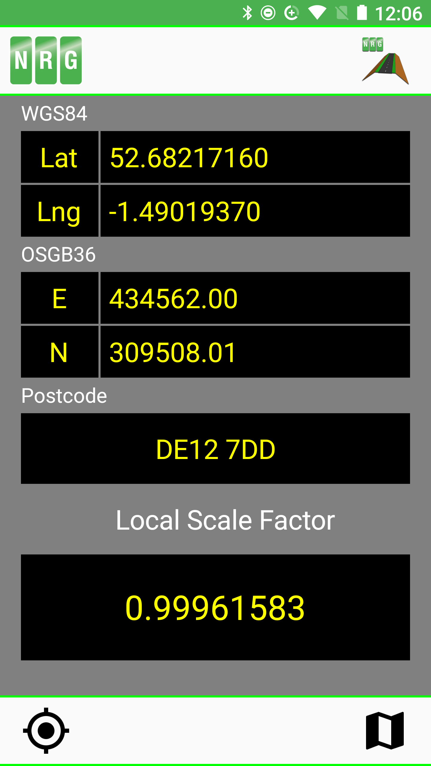 local scale factor app view 1