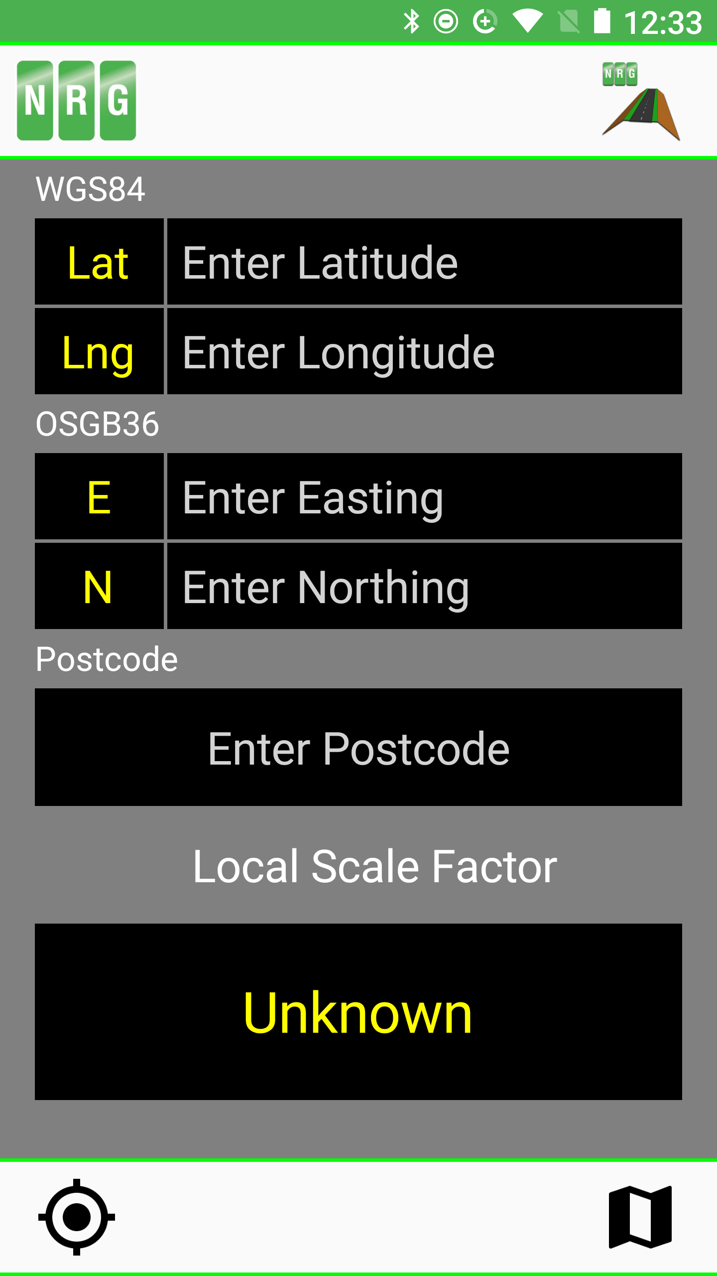 local scale factor app view 5