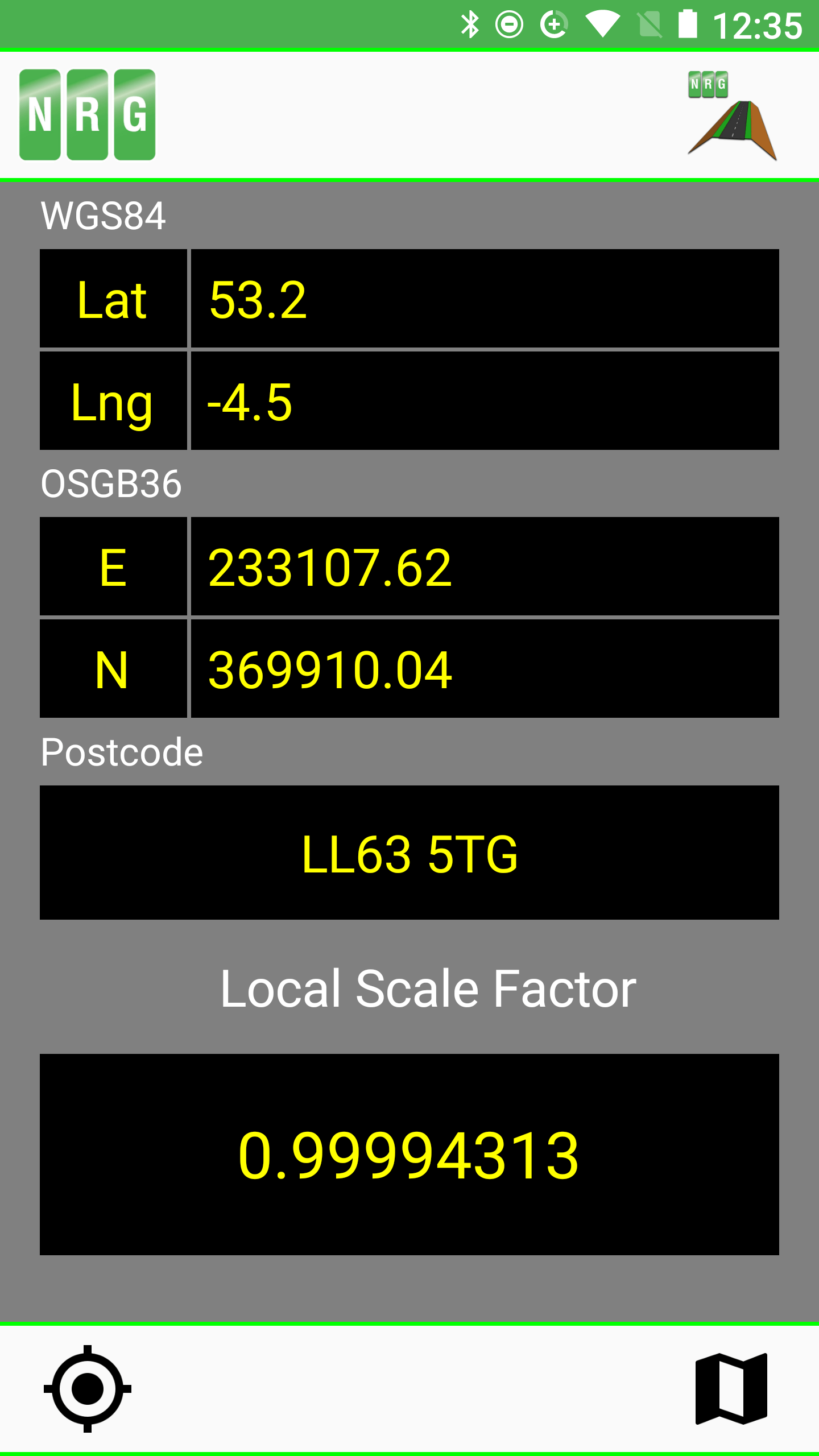 local scale factor app view 3